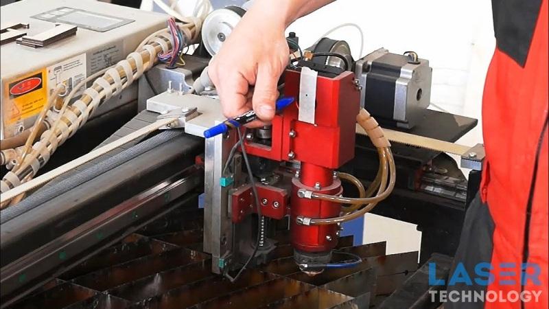 Настройка станка лазерной резки