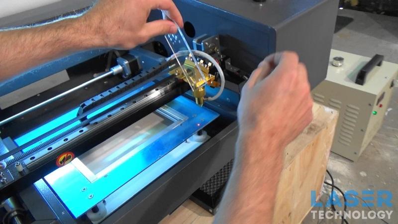 Техническое обслуживание лазерного станка