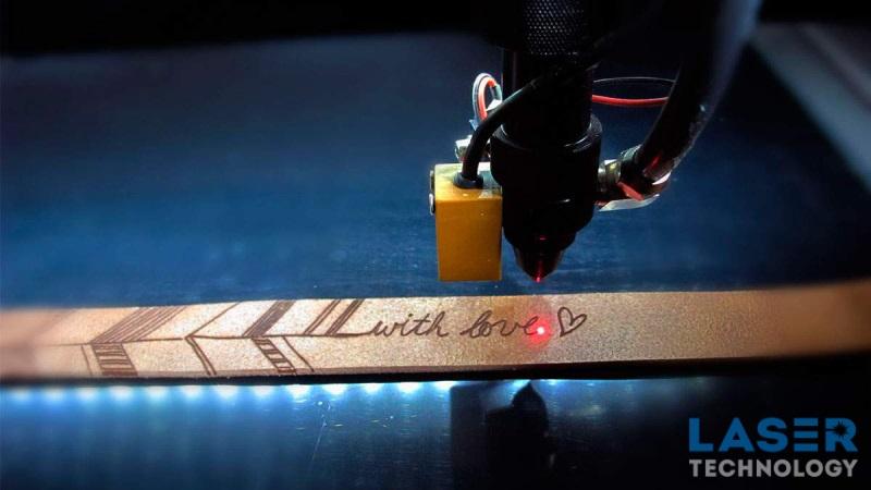Твердотельный лазерный гравер с ЧПУ