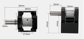 Модуль LC оси Y со шкивом (вал 12 мм) ML