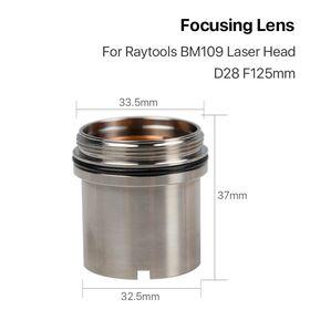 Комплект фокусных линз Raytools BM109 (D28/F125)