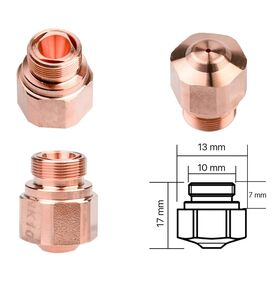 Сопло Bystronic NK12 3-16059 1,25mm